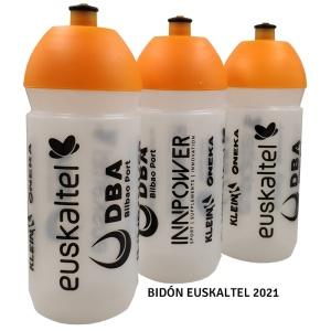 Bidón ciclismo Euskaltel